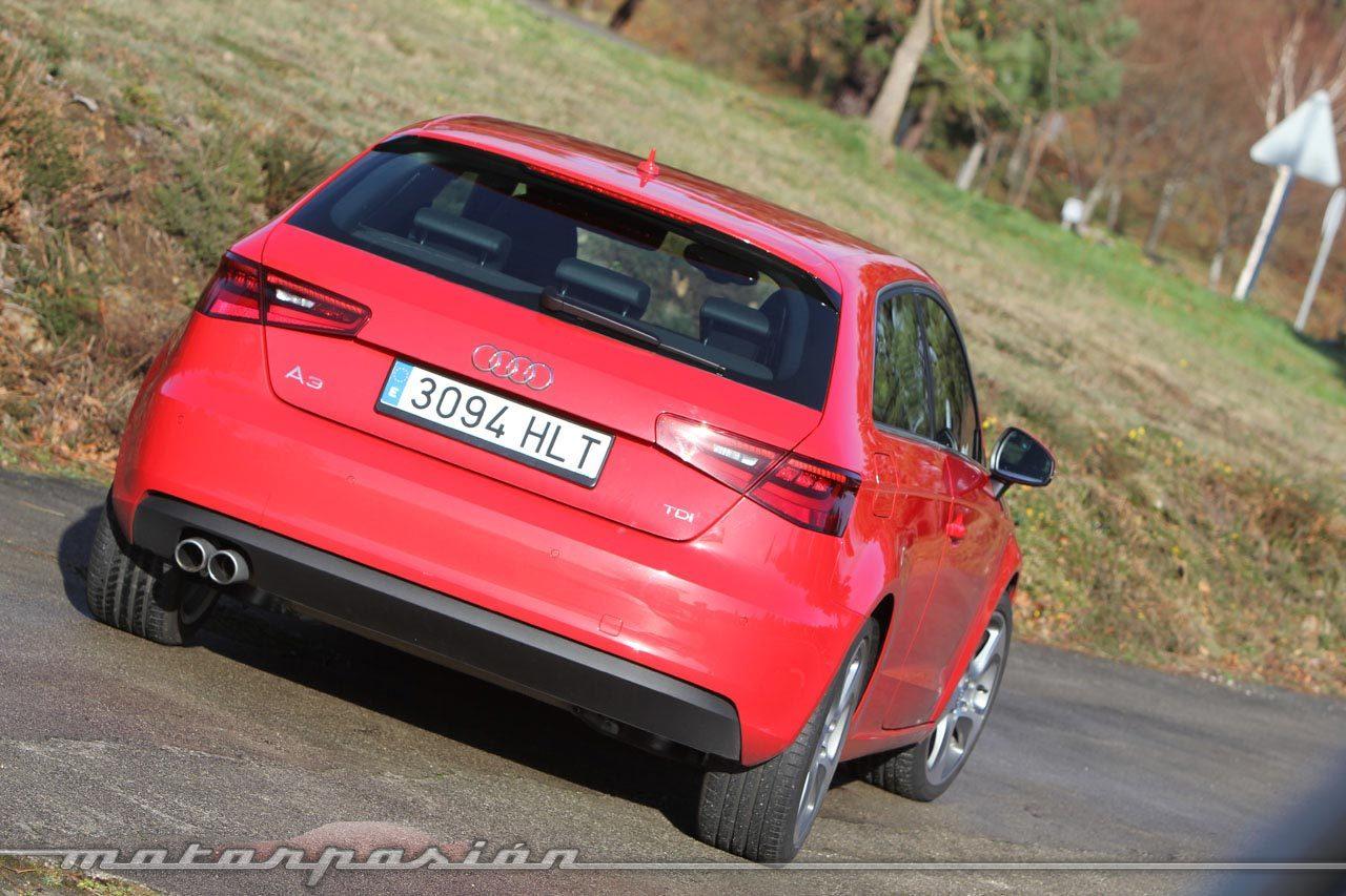 Foto de Audi A3 2.0 TDI (prueba) (25/52)