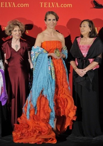 Premios Telva 2010: todas las famosas españolas con los mejores vestidos de fiesta