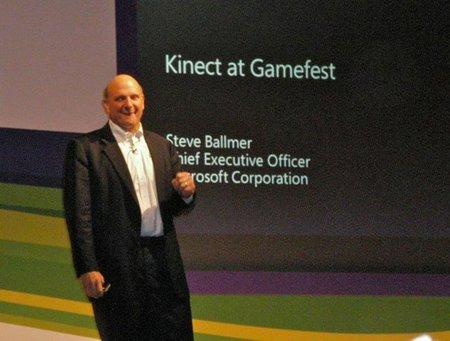 La conferencia de Steve Ballmer en el Gamefest que pudo ser... y no fue