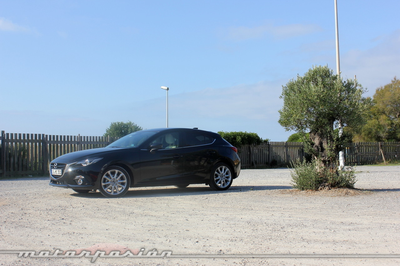 Foto de Mazda3 2013, presentación y prueba (39/61)