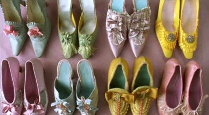 Manolo Blahnik y sus exquisitos zapatos de lujo (III): María Antonieta