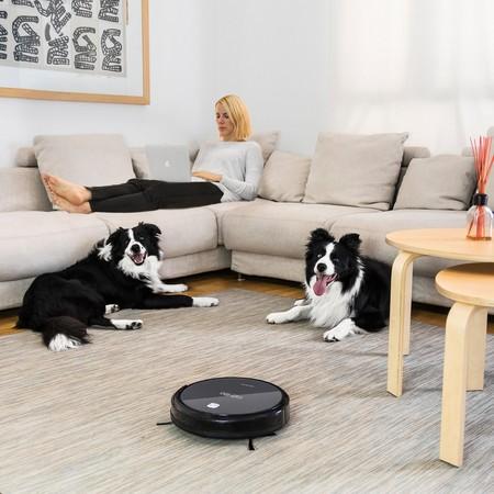 Prime Day: barre, aspira, pasa la mopa y friega el suelo con el robot aspirador Conga 990 por sólo 185 euros