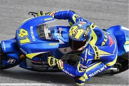 Aleix Espargaro Suzuki Motogp 2015 Sepang