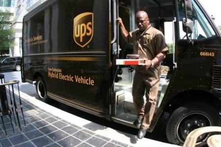 El jefe de los repartidores de UPS es un algoritmo que no admite que le discutan