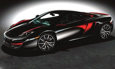 McLaren 2013 MP4-12C Singapore Limited Edition. Cada cliente homenajeará a su piloto McLaren favorito