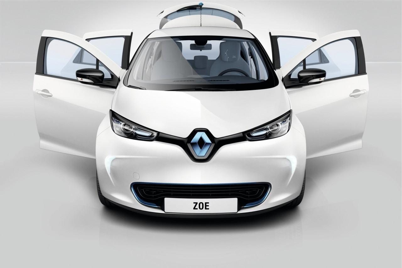 Foto de Renault ZOE (78/151)