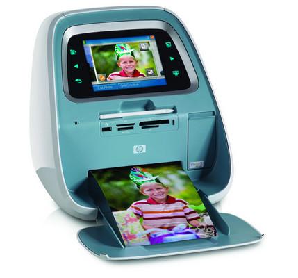 HP Photosmart A826, kiosko doméstico para tus fotos