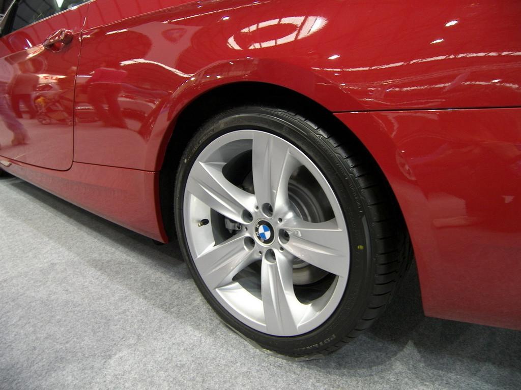 Foto de BMW 330d Coupé (1/14)