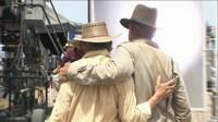 Nuevo vídeo del rodaje de 'Indiana Jones IV'
