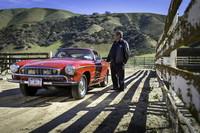 El Volvo P1800S de los tres millones de millas, a punto de lograr el objetivo