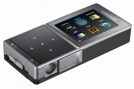 Samsung MBP200, un proyector en el bolsillo