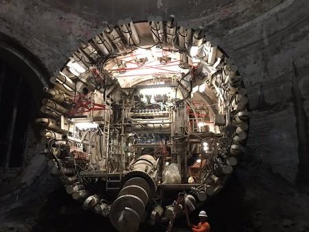 La primera tuneladora de la nueva compañía de Elon Musk ha sido bautizada con el extraño nombre de 'Godot'