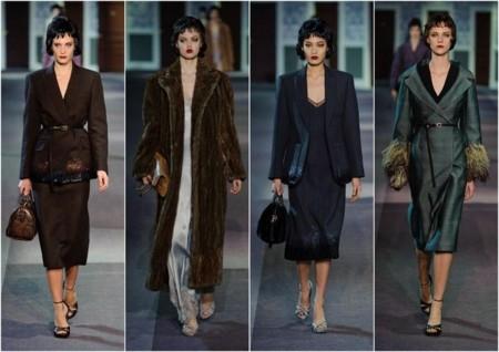 Louis Vuitton tendencia años 40