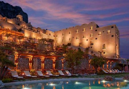 Monastero Santa Rosa un increíble hotel y spa en Amalfi