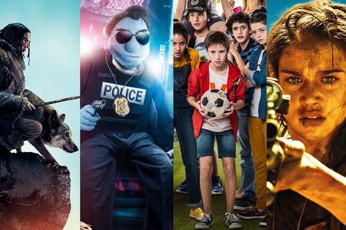 Estrenos de cine: supervivencia prehistórica, marionetas desmadradas y futbolistas infantiles