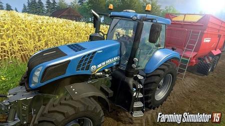 Se muestra el trailer de lanzamiento de Farming Simulator 2015