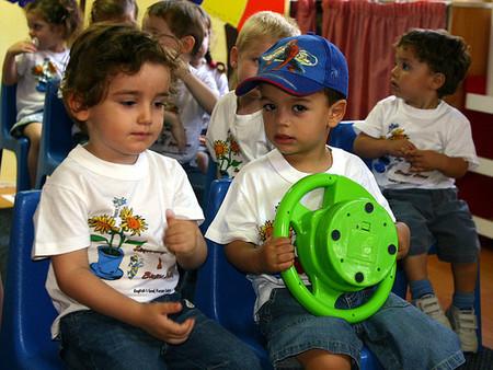 Descuentos en escuelas infantiles para familias numerosas de Madrid