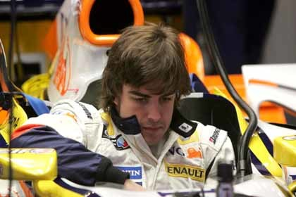 Alonso advierte que subir al podio es ahora un sueño