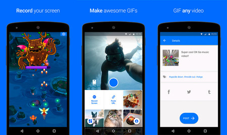 Gfycat Loops, así puedes crear y compartir GIFs con esta nueva app