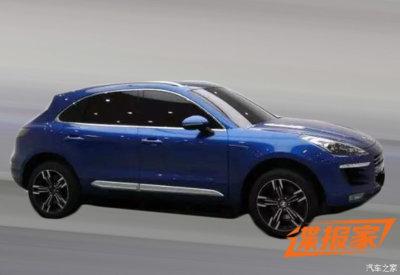 Zoyte T700, o la mejor forma en que los chinos han podido reinterpretar un Porsche Macan