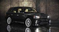 Range Rover Sport por Mansory