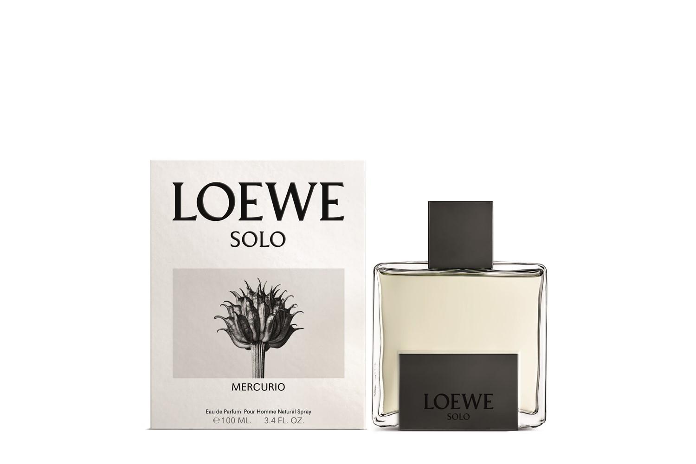 Solo Loewe Mercurio Eau de Parfum - 100 ml.