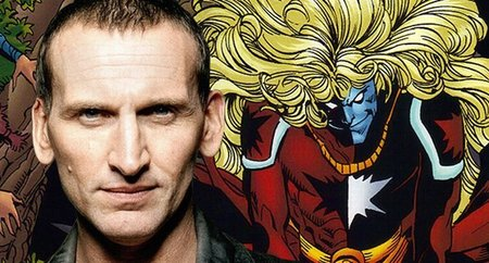 Christopher Eccleston interpretará al villano de 'Thor: The Dark World'