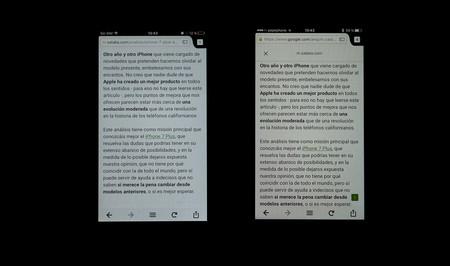 Pantalla iPhone 6 y iPhone 7