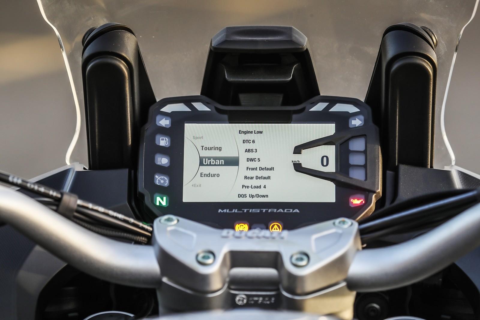Foto de Ducati Multistrada 1260 2018 (14/62)