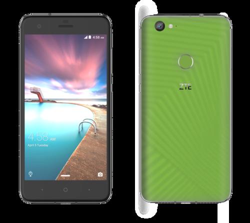 ZTE Hawkeye, el smartphone con control ocular y cuerpo adhesivo elegido por el público ya es oficial