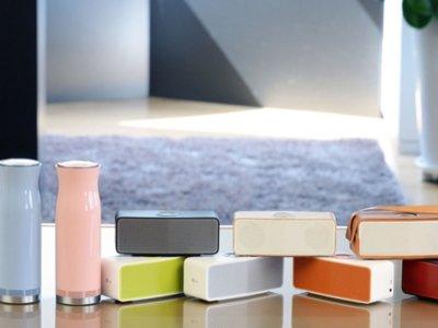 LG SoundPop y LG Music Flow P5, los nuevos altavoces portátiles de LG