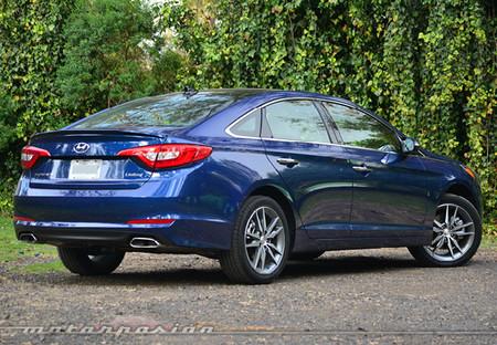 Hyundai Sonata 3 1