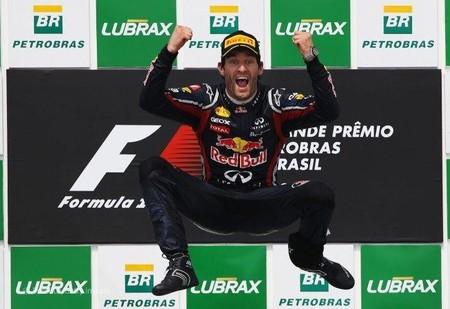 """Mark Webber: """"¡Mi Gran Premio 200, por Dios el tiempo sí va rápido!"""""""