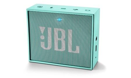 JBL Go, un altavoz Bluetooth portable y pequeño, tanto como su precio: 23,45 euros en Amazon