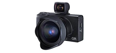 Ricoh GR vista general