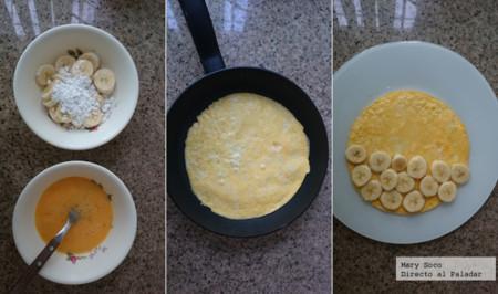 Tortilla Dulce Pasos