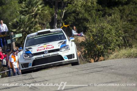 Rally de Catalunya 2014: Sébastien Ogier administra su ventaja