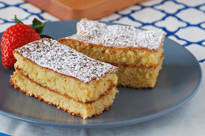 Receta de Pastel Biarritz: delicioso dulce tradicional sin gluten