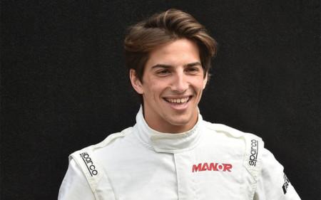 Roberto Merhi debutará en las 24 Horas de Le Mans