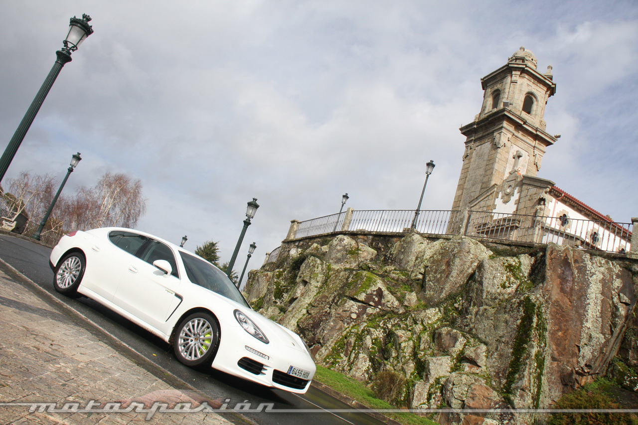 Foto de Porsche Panamera S E-Hybrid (prueba) (43/64)