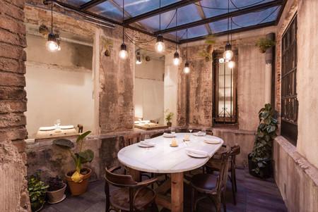 Fismuler, un restaurante de aires nórdicos que hace bellos los desconchones