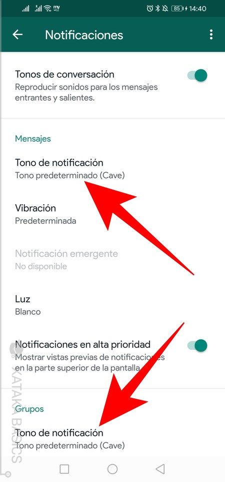 Notif Android