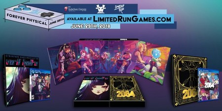 Limited Run Games Ps Vita