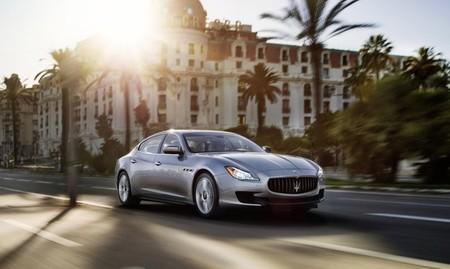 Maserati Quattroporte diésel: ya disponible en España