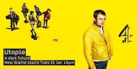 Trailer de 'Utopía', nuevo drama comiquero-conspiranoico que llega mañana a Channel 4