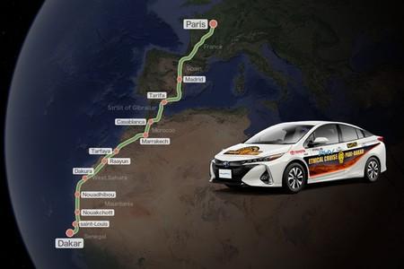 Ethical Cruise mapa