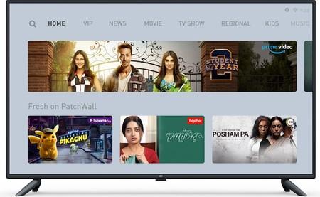 Mi Tv 4x 50