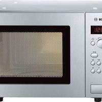 El microondas Bosch HMT75M451 está rebajado a sólo 88,82 euros en Amazon. Además el envío es gratis