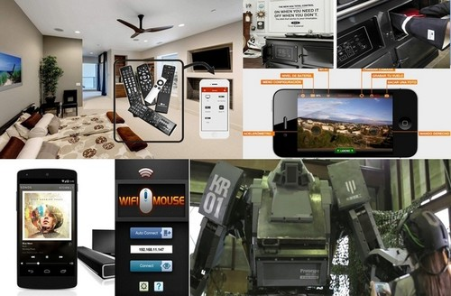 15 juguetes y dispositivos que puedes controlar desde tu smartphone