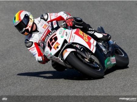 Alex de Angelis renueva con Gresini para 2009